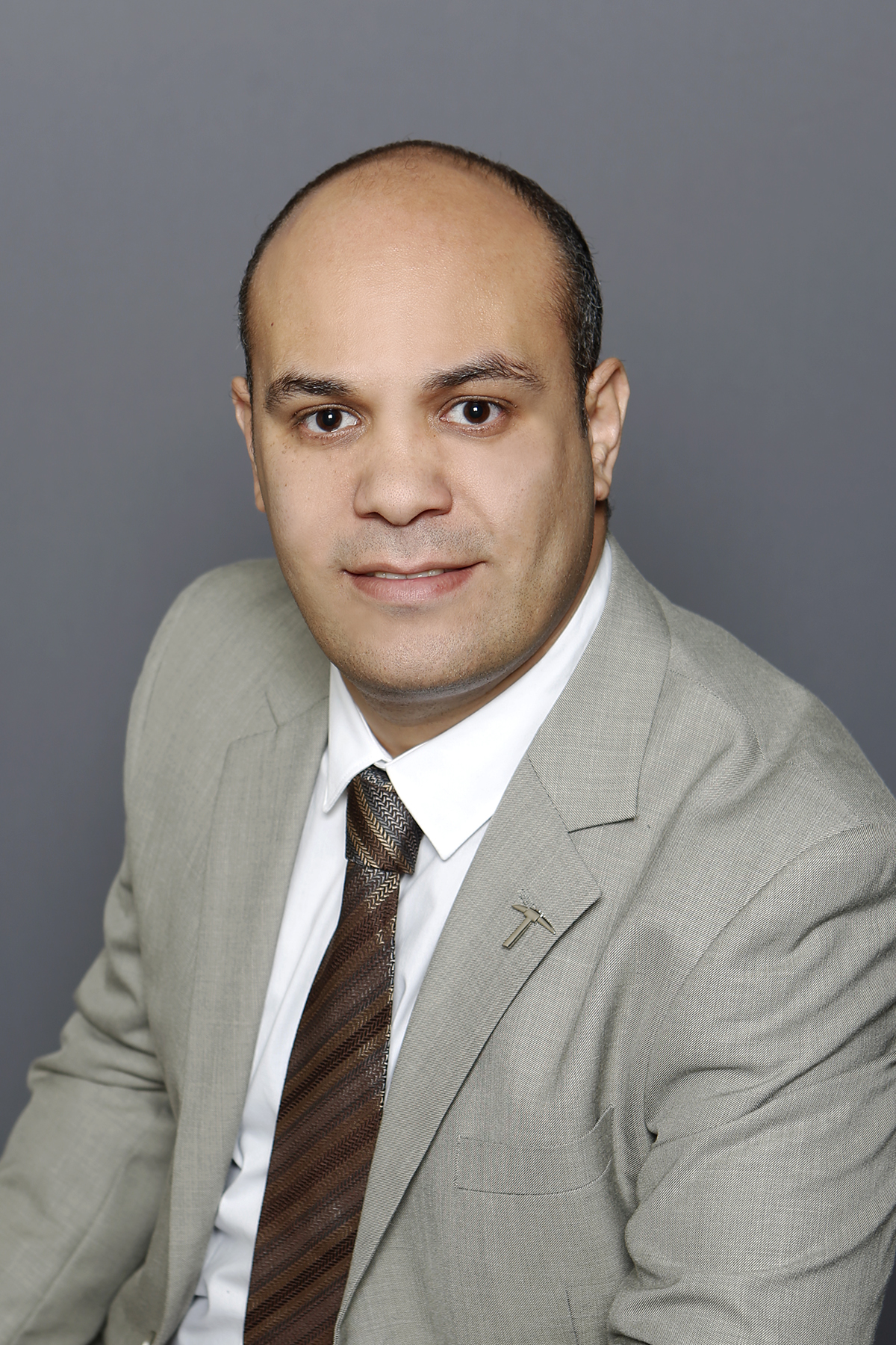 Ahmed A. El-Gendy